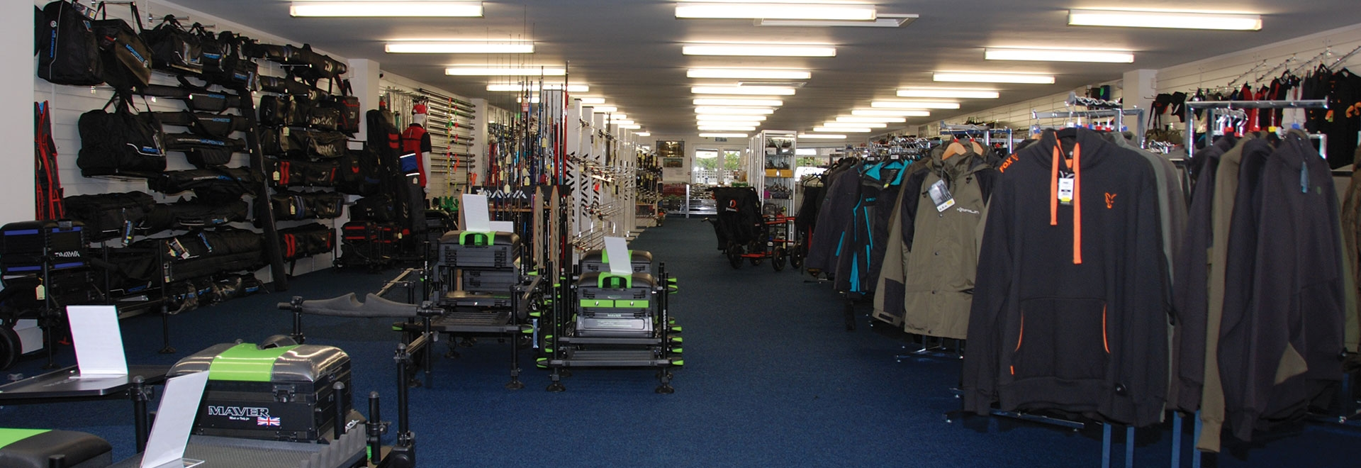 On Site Tackle Shop